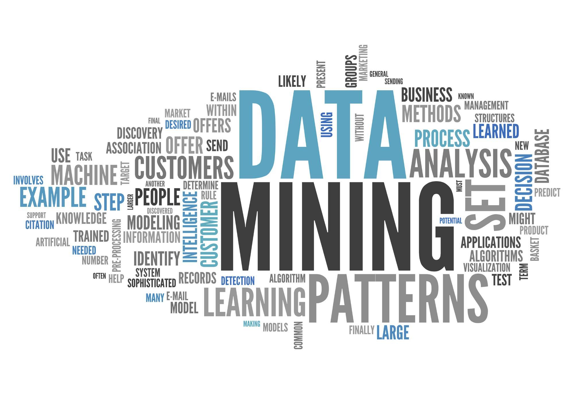 data mining thesis report Data mining and analysis techniques to deduce information about people based on smartphone sensor records of their movements [11, 12, 34] data mining is a technique.