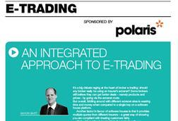 Polaris imarket integrated e-trading