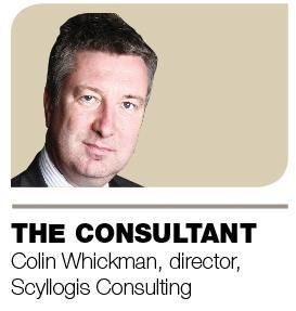 Colin Whickman, director, Scyllogis Consulting