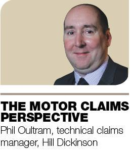 Phil Oultram, technical claims manager, Hill Dickinson