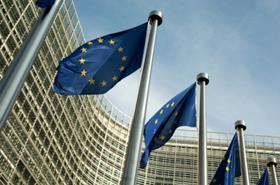 European Commission building Brussels