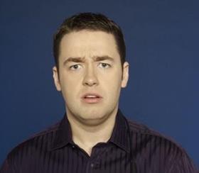 Comedian Jason Manford