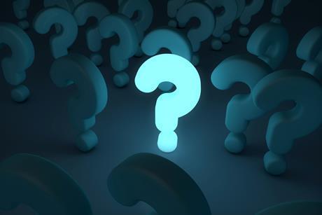 I stock 512969620 question mark