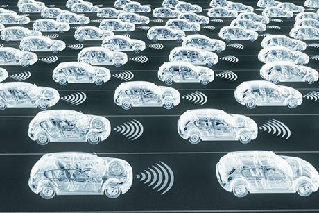 driverless cars bill