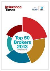 Top 50 Brokers 2013