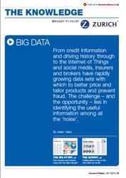 Knowledge big data cover