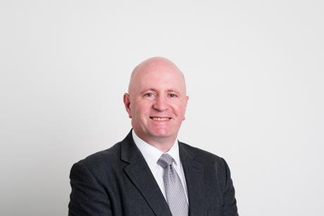 Home & Legacy Managing Director Barry O'Neill