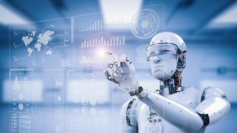 Robot process automation
