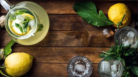 Disruptor Lemonade