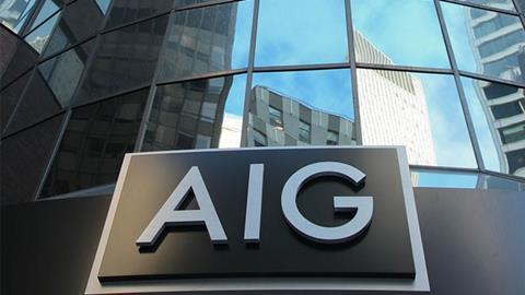 AIG heads for savings