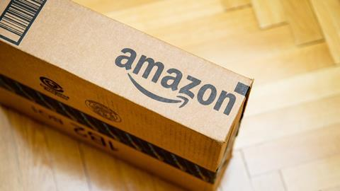 I stock amazon parcel