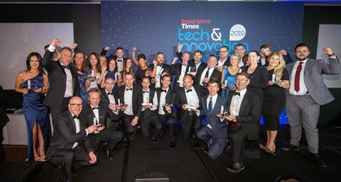 Tech Awards 2019 winners