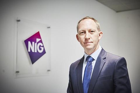 Insurance Times Q Amp A Neil Manser Managing Director At Nig