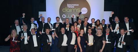 Claims winners