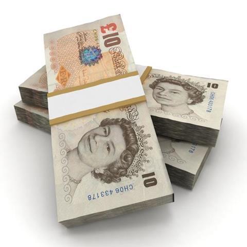 Money pounds cash Pensions Insight