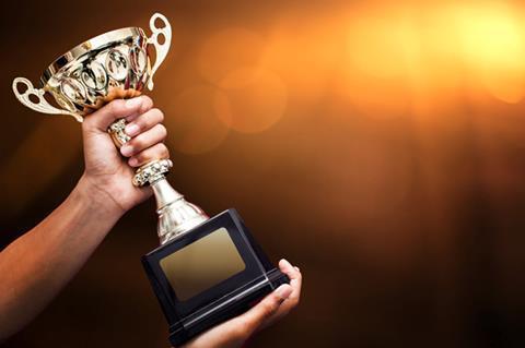 Istock trophy