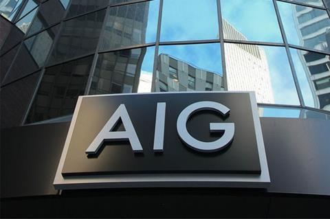 AIG to move into mortgages