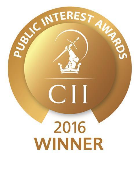 Cii awards logos winner 2016 01