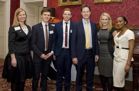 42096 nick clegg apprentices