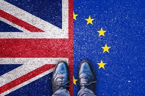 post-Brexit EU hub