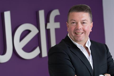 Alex alway jelf group chief executive