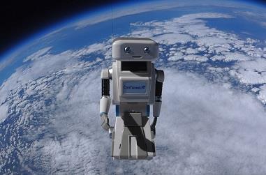 Brian in space
