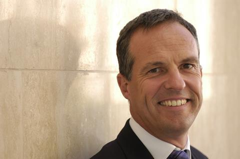 RSA UK and Western Europe head Adrian Brown