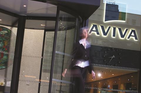 Aviva staff cuts