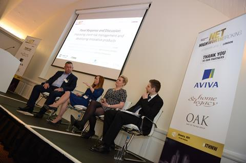 Panel discussion on how to improve client risk management