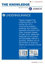 The Knowledge: Underinsurance cover