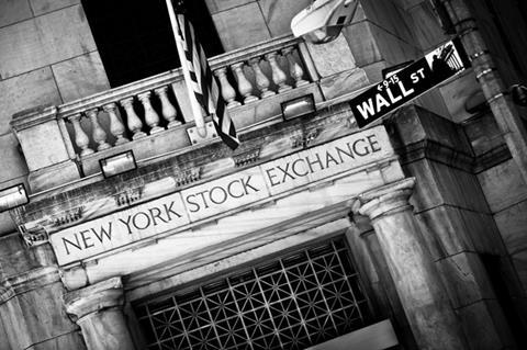 UK insurer delists from NYSE