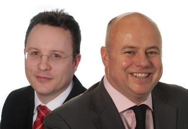 Gareth Hemming and Phil Bayles, Aviva