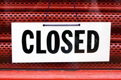 closed shut runoff