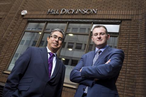 Stratos Gatzouris and Peter Oakes, Hill Dickinson
