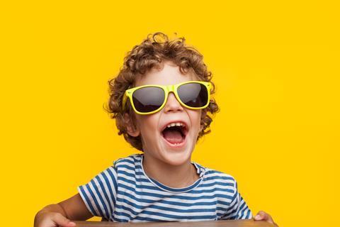 iStock-846743174 kid sunglasses