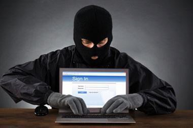 data thief hacker