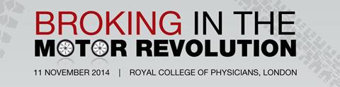 Broking in the Motor Revolution