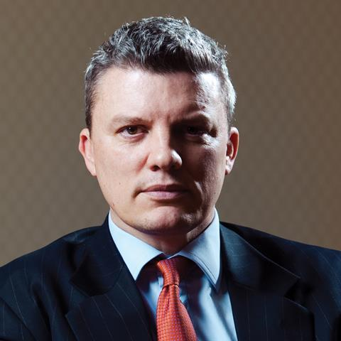David Ross, Gallagher chief executive