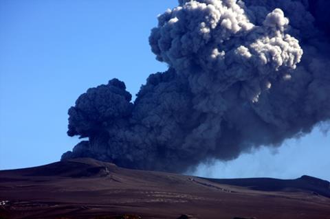 volcanic ash iceland