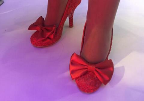 Amanda blancs shoes
