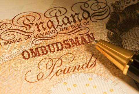complaint ombudsman
