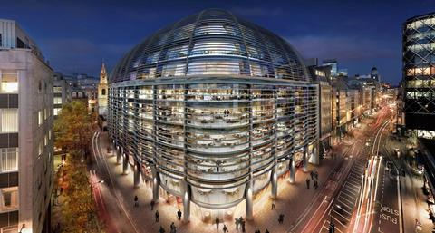 walbrook building gallagher
