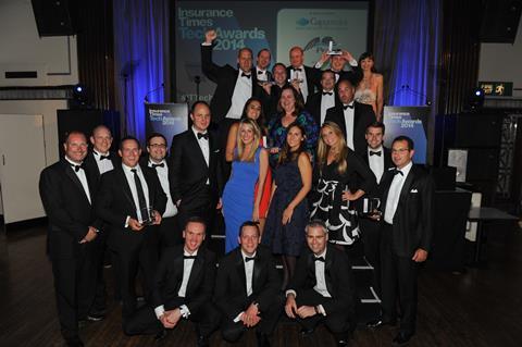 TechAwards 2014: The Winners