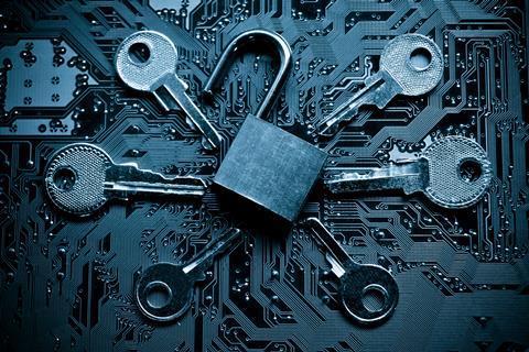 I stock cyber liability keys
