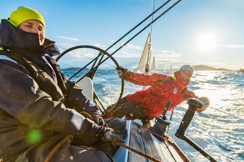 I stock 624158552 sailing