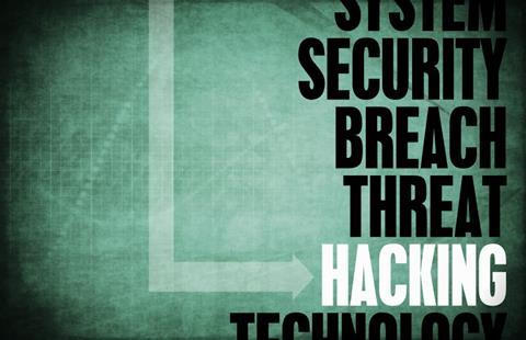 Hacking/cyber attack