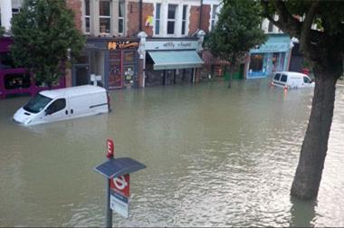 flood risk areas