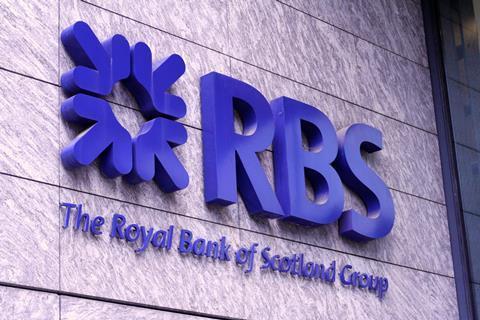 Royal Bank of Scotland, RBS