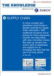 The Knowledge supply chain cover