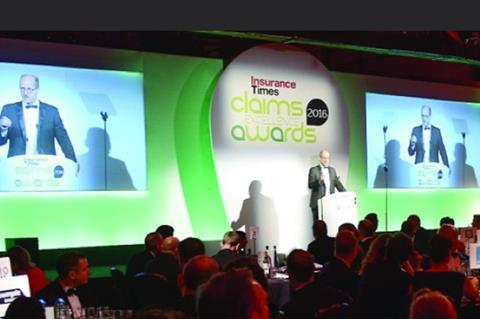 Claims awards